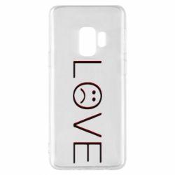 Чохол для Samsung S9 lil peep: love