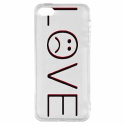 Чохол для iphone 5/5S/SE lil peep: love