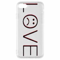 Чохол для iPhone 8 lil peep: love
