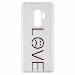Чохол для Samsung S9+ lil peep: love