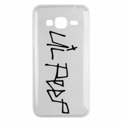 Чохол для Samsung J3 2016 Lil Peep