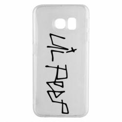 Чохол для Samsung S6 EDGE Lil Peep
