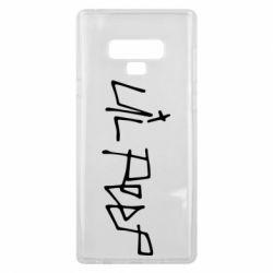Чохол для Samsung Note 9 Lil Peep