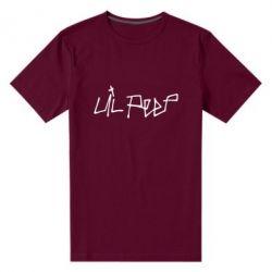 Чоловіча стрейчева футболка Lil Peep