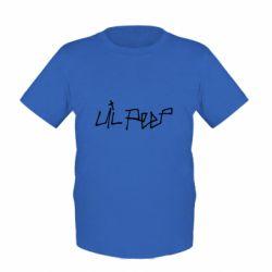 Дитяча футболка Lil Peep