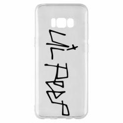 Чохол для Samsung S8+ Lil Peep