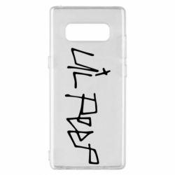 Чохол для Samsung Note 8 Lil Peep
