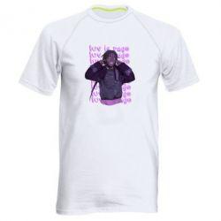 Чоловіча спортивна футболка Lil Uzi Vert