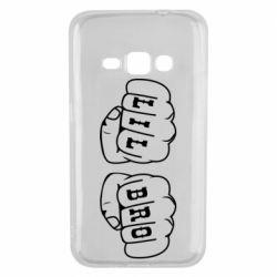 Чехол для Samsung J1 2016 Lil Вro