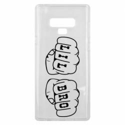 Чехол для Samsung Note 9 Lil Вro