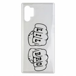 Чехол для Samsung Note 10 Plus Lil Вro