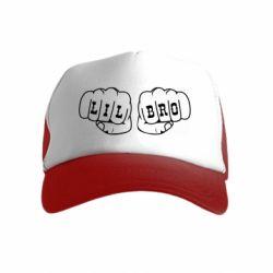 Детская кепка-тракер Lil Вro