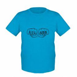 Детская футболка Lil Вro