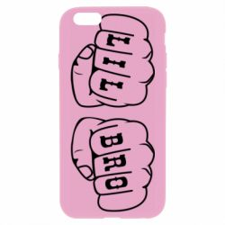 Чехол для iPhone 6 Plus/6S Plus Lil Вro