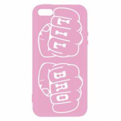Чехол для iPhone5/5S/SE Lil Вro
