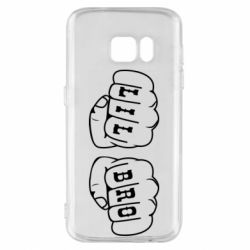 Чехол для Samsung S7 Lil Вro
