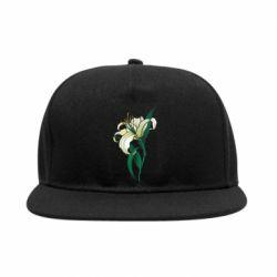 Снепбек Lily flower