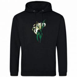 Чоловіча толстовка Lily flower