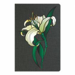 Блокнот А5 Lily flower