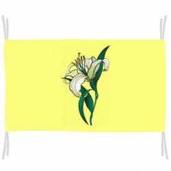 Прапор Lily flower