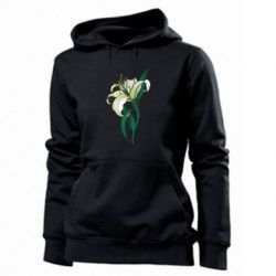 Толстовка жіноча Lily flower