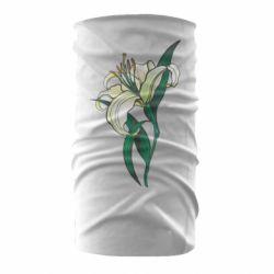 Бандана-труба Lily flower