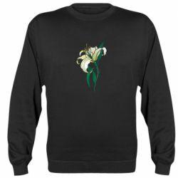 Реглан (світшот) Lily flower