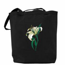 Сумка Lily flower
