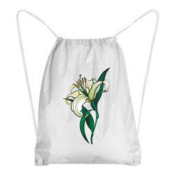 Рюкзак-мішок Lily flower