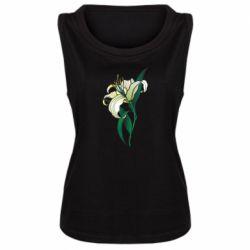 Майка жіноча Lily flower