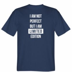 Чоловіча футболка Limited edition