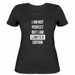 Жіноча футболка Limited edition