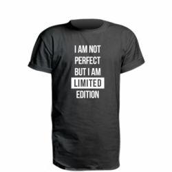 Подовжена футболка Limited edition