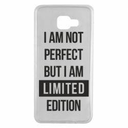 Чохол для Samsung A7 2016 Limited edition