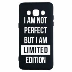 Чохол для Samsung J5 2016 Limited edition