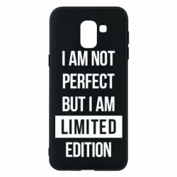 Чохол для Samsung J6 Limited edition