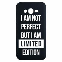 Чохол для Samsung J7 2015 Limited edition