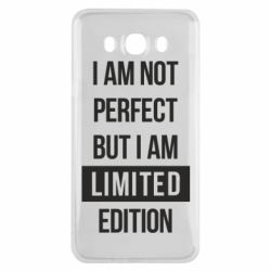 Чохол для Samsung J7 2016 Limited edition