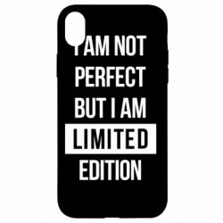 Чохол для iPhone XR Limited edition