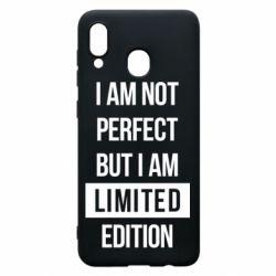 Чохол для Samsung A20 Limited edition