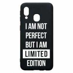 Чохол для Samsung A40 Limited edition