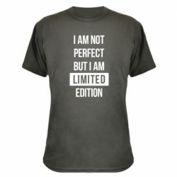 Камуфляжна футболка Limited edition