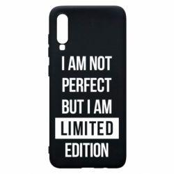 Чохол для Samsung A70 Limited edition