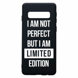 Чохол для Samsung S10 Limited edition