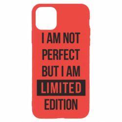 Чохол для iPhone 11 Pro Limited edition