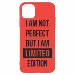 Чохол для iPhone 11 Pro Max Limited edition
