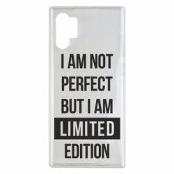 Чохол для Samsung Note 10 Plus Limited edition