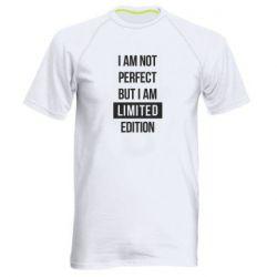 Чоловіча спортивна футболка Limited edition