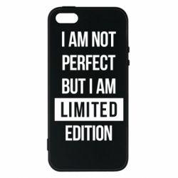 Чохол для iphone 5/5S/SE Limited edition
