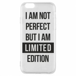 Чехол для iPhone 6/6S Limited edition